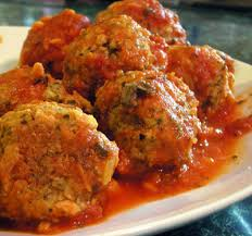 Tomatoe Saucy Meatballs