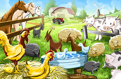 Where to Buy Pastured Animals Produce