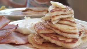 Sunday Pancakes (Grain & Gluten free)