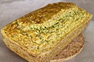 Zucchini Bread (Grain & Gluten Free)