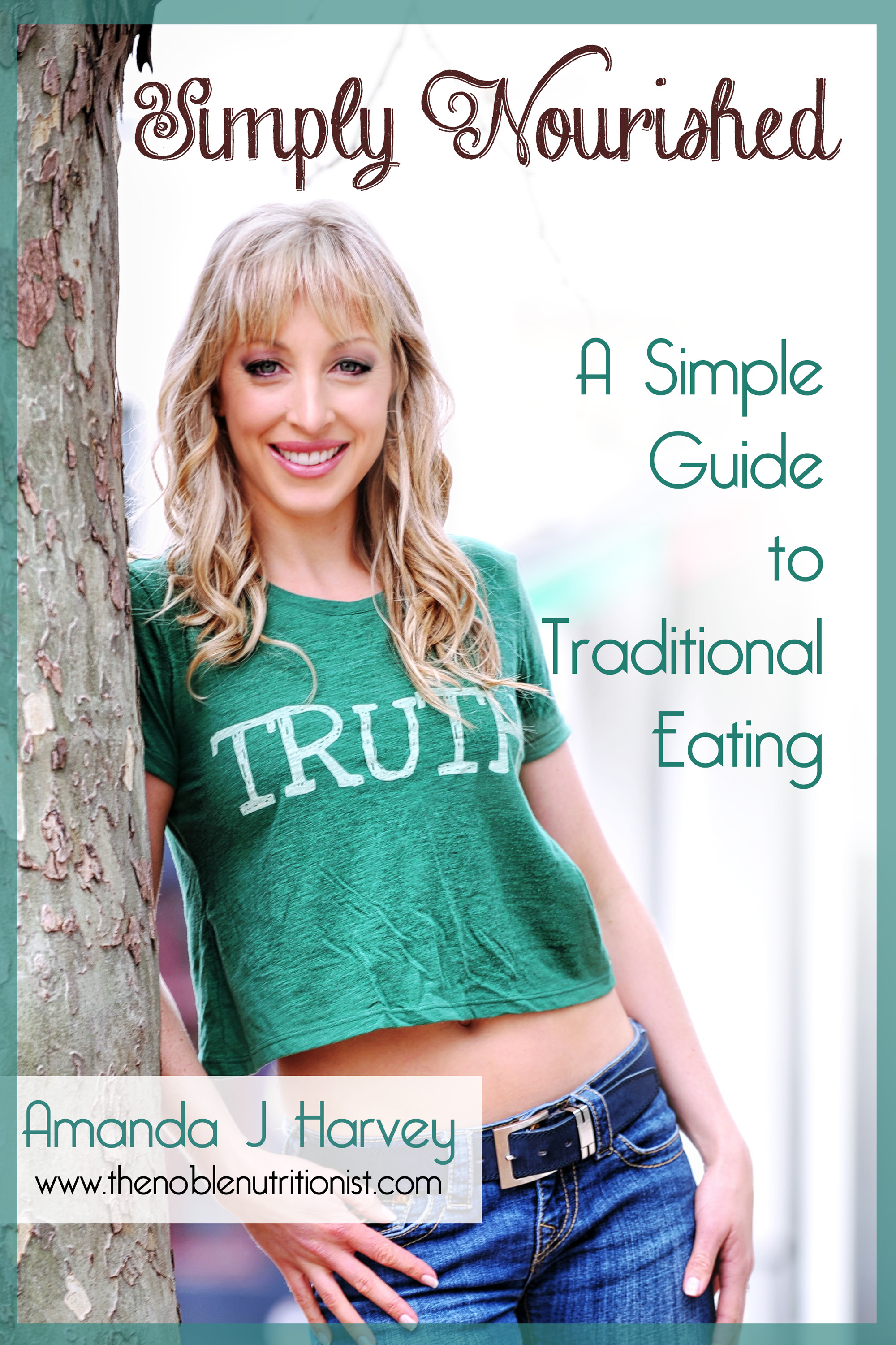 Simply nourished a simple guide to traditional eating for Simply simple
