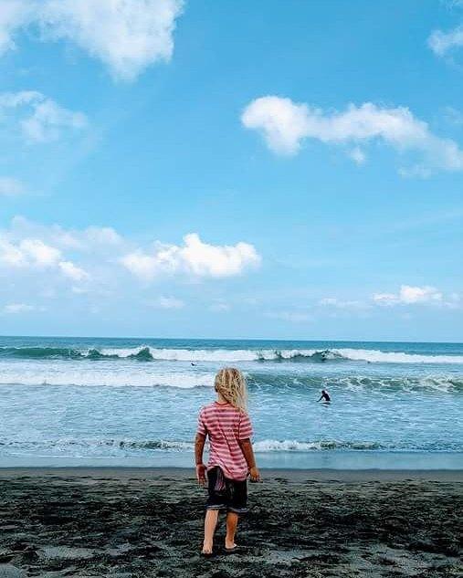 Beach boy echobeach bali holidays