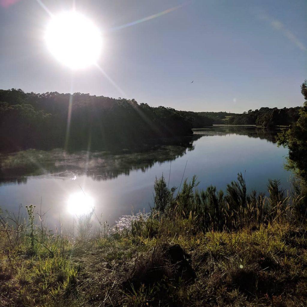 My same spot but always so different lake myquiettimehellip
